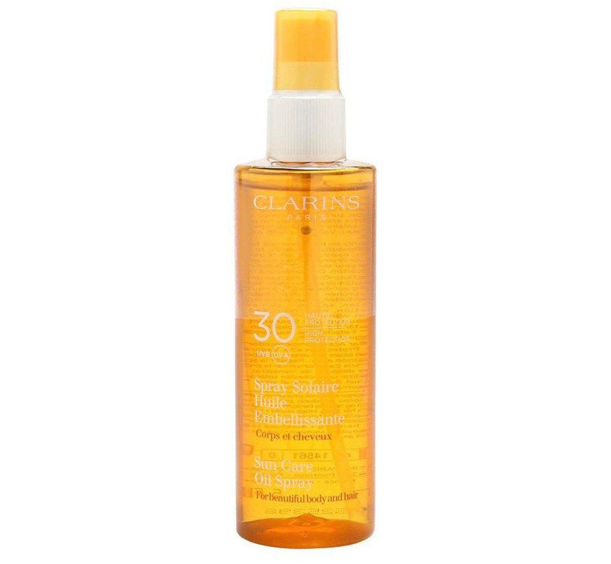 SPF 30 Sunscreen Care Oil Spray