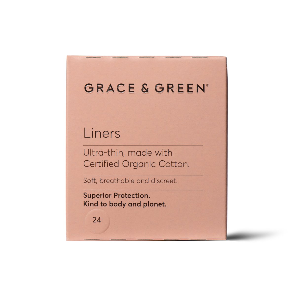 grace and green organic cotton liners