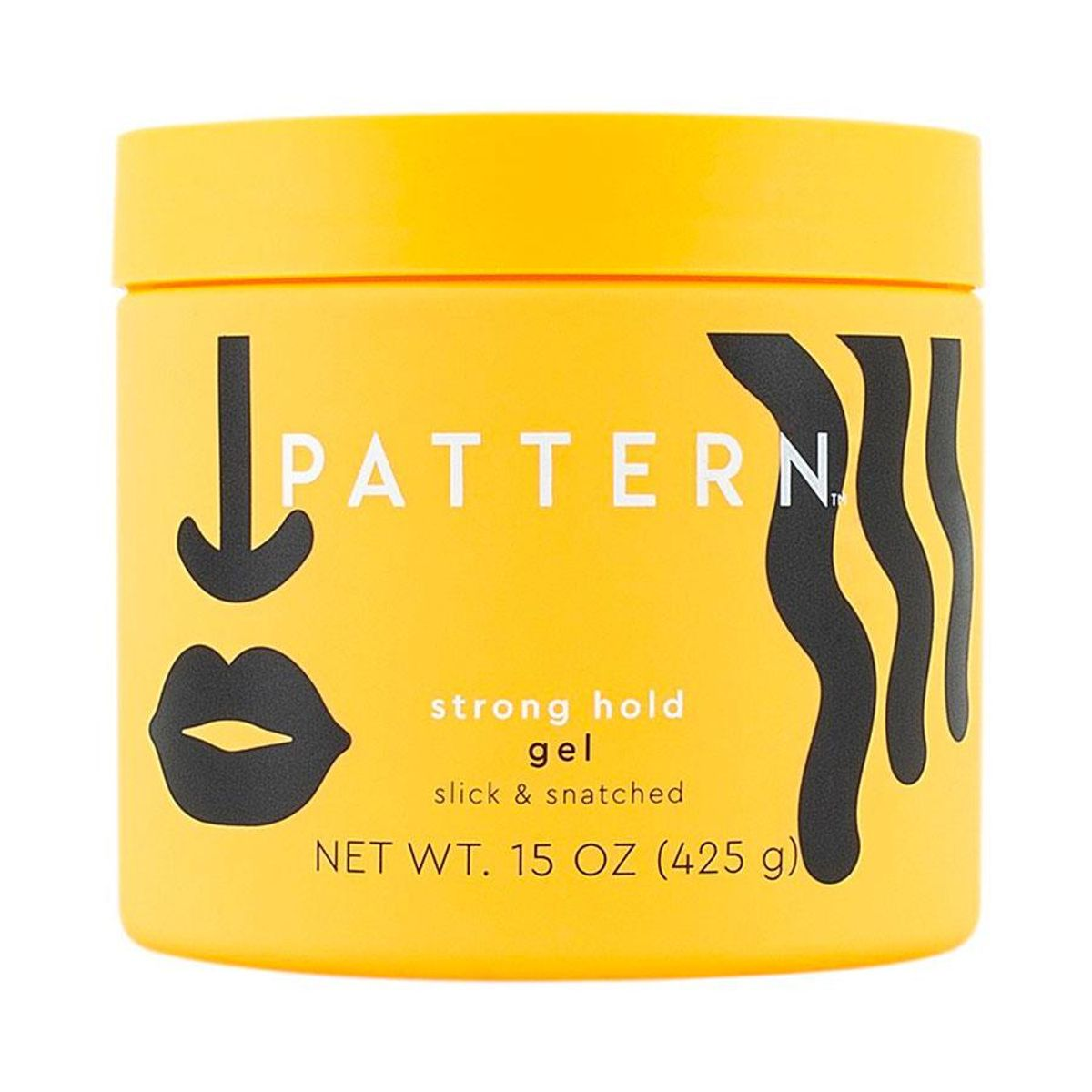 pattern strong hold gel