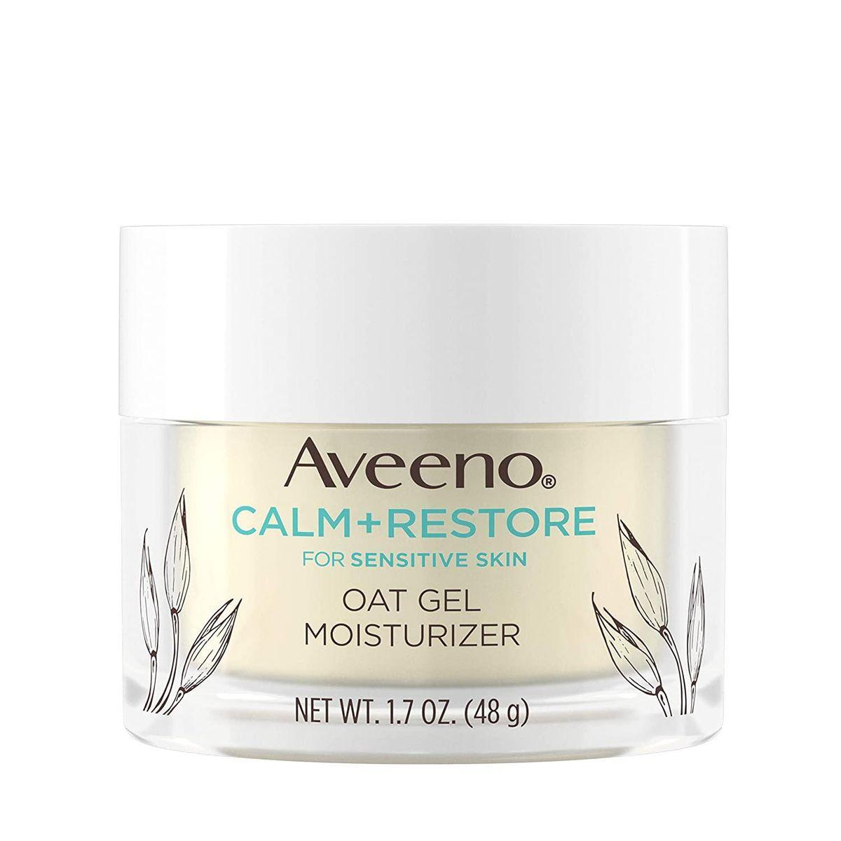 Calm + Restore Oat Gel Facial Moisturizer