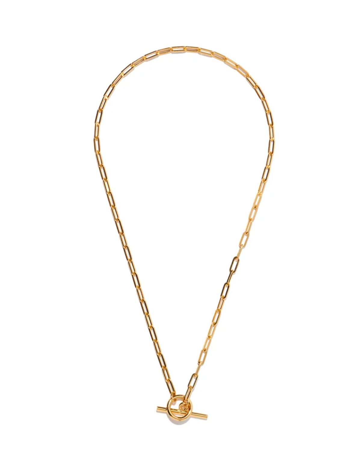 Love Link 14kt Gold Vermeil Necklace