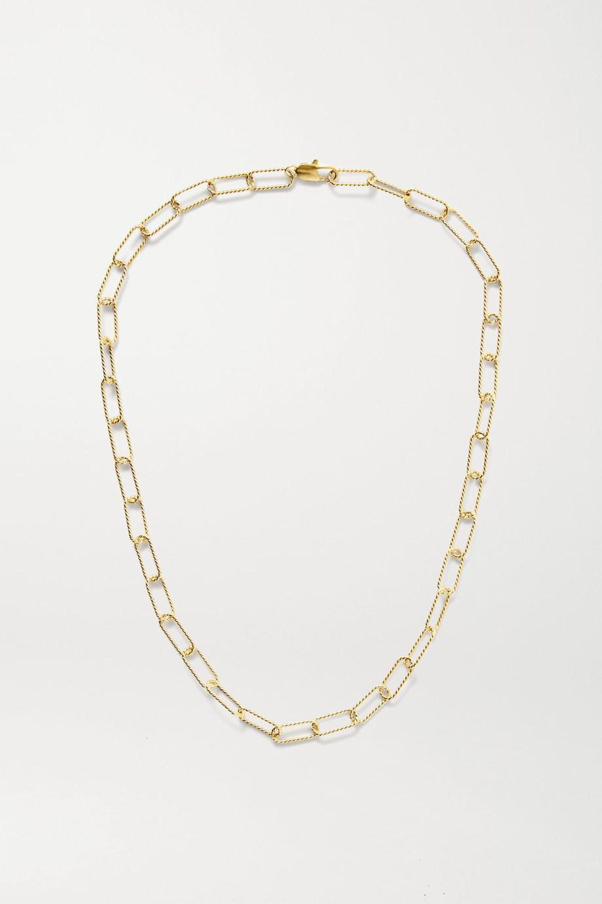 Rosa Gold-Plated Necklace