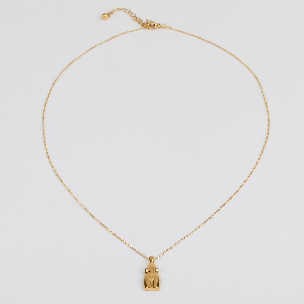 The Woman Vase Necklace