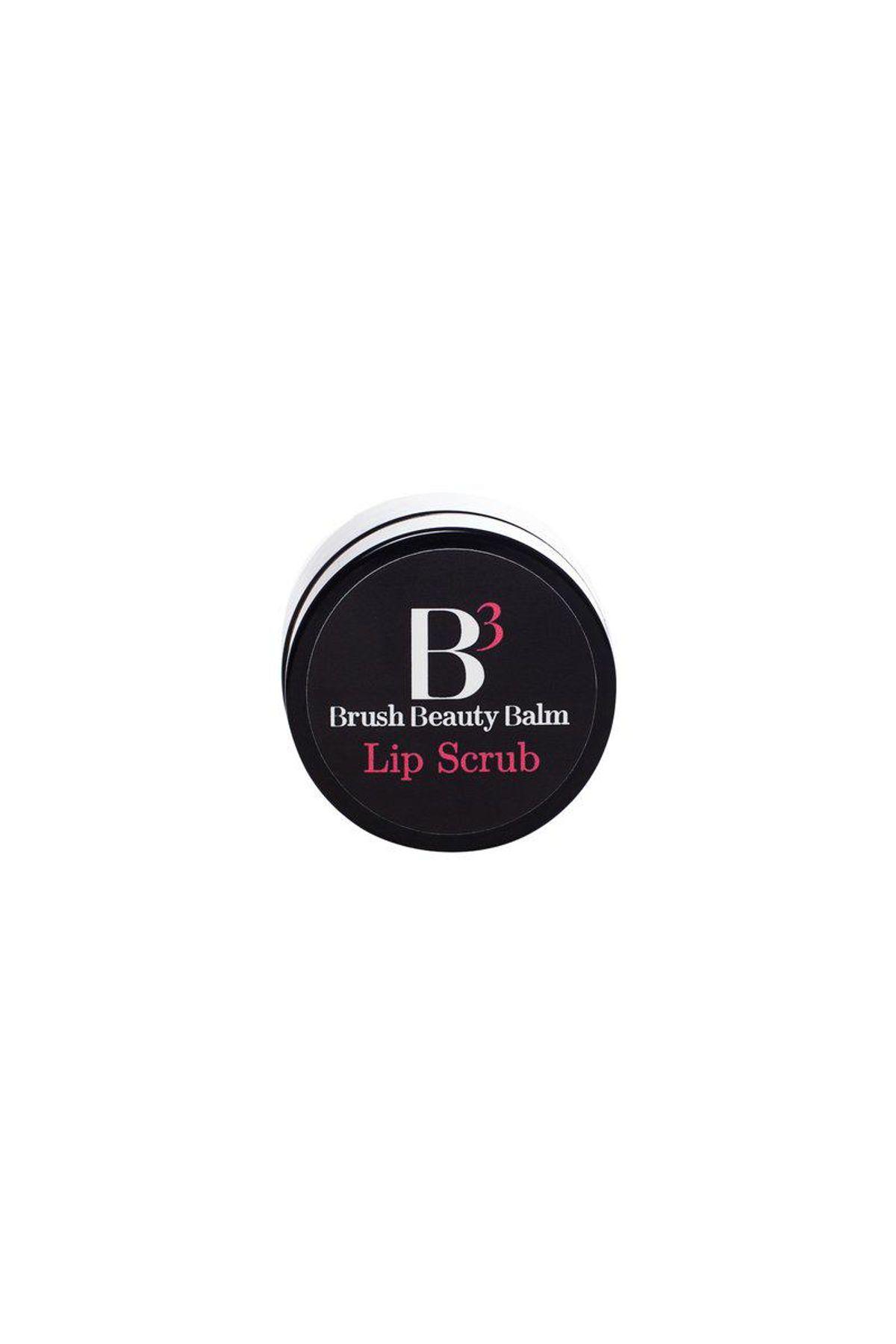 b3 brush beauty balm lip scrub
