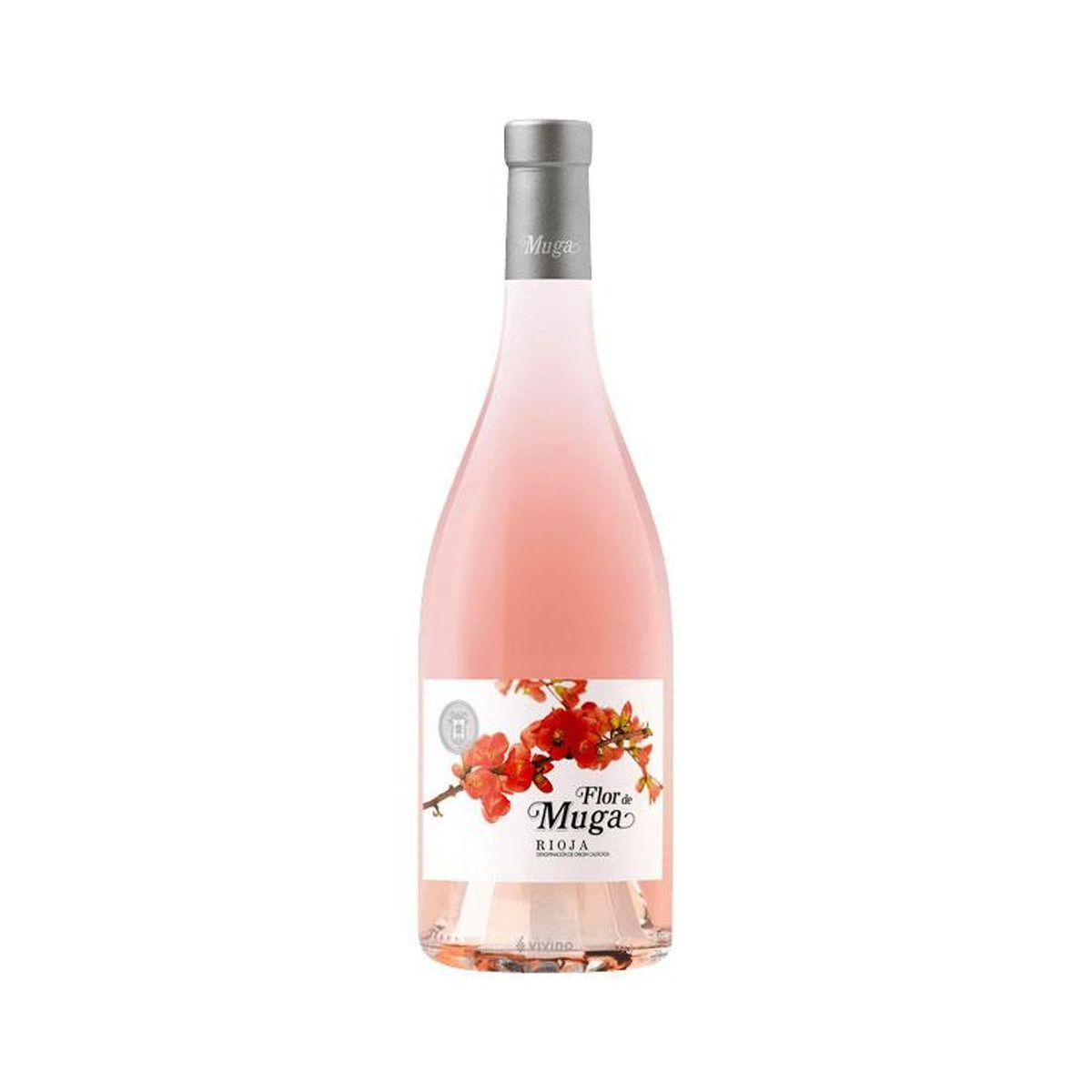 muga flor de muga rosado 2019