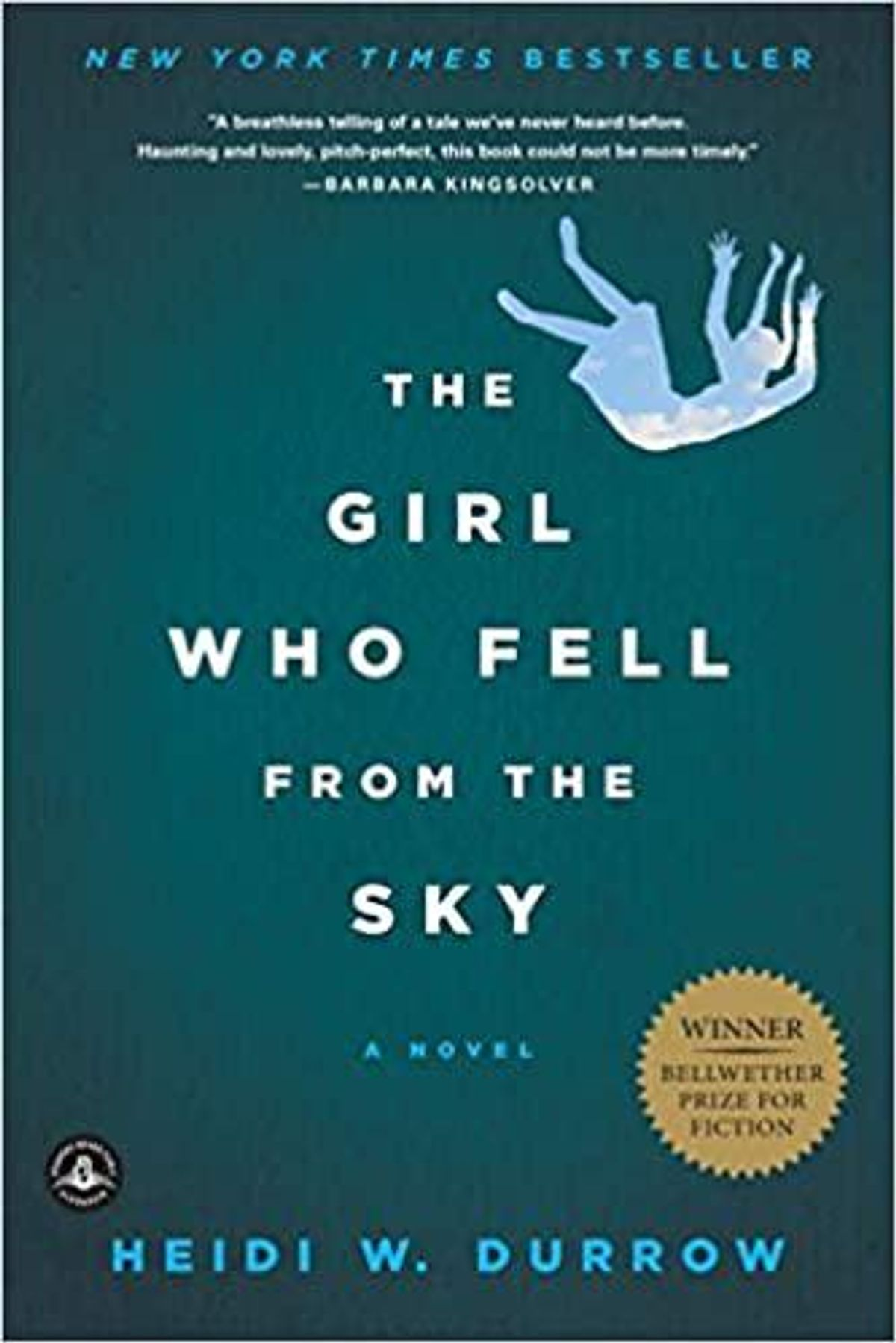 The Girl Who Fell From the Sky by Heidi W Durrow