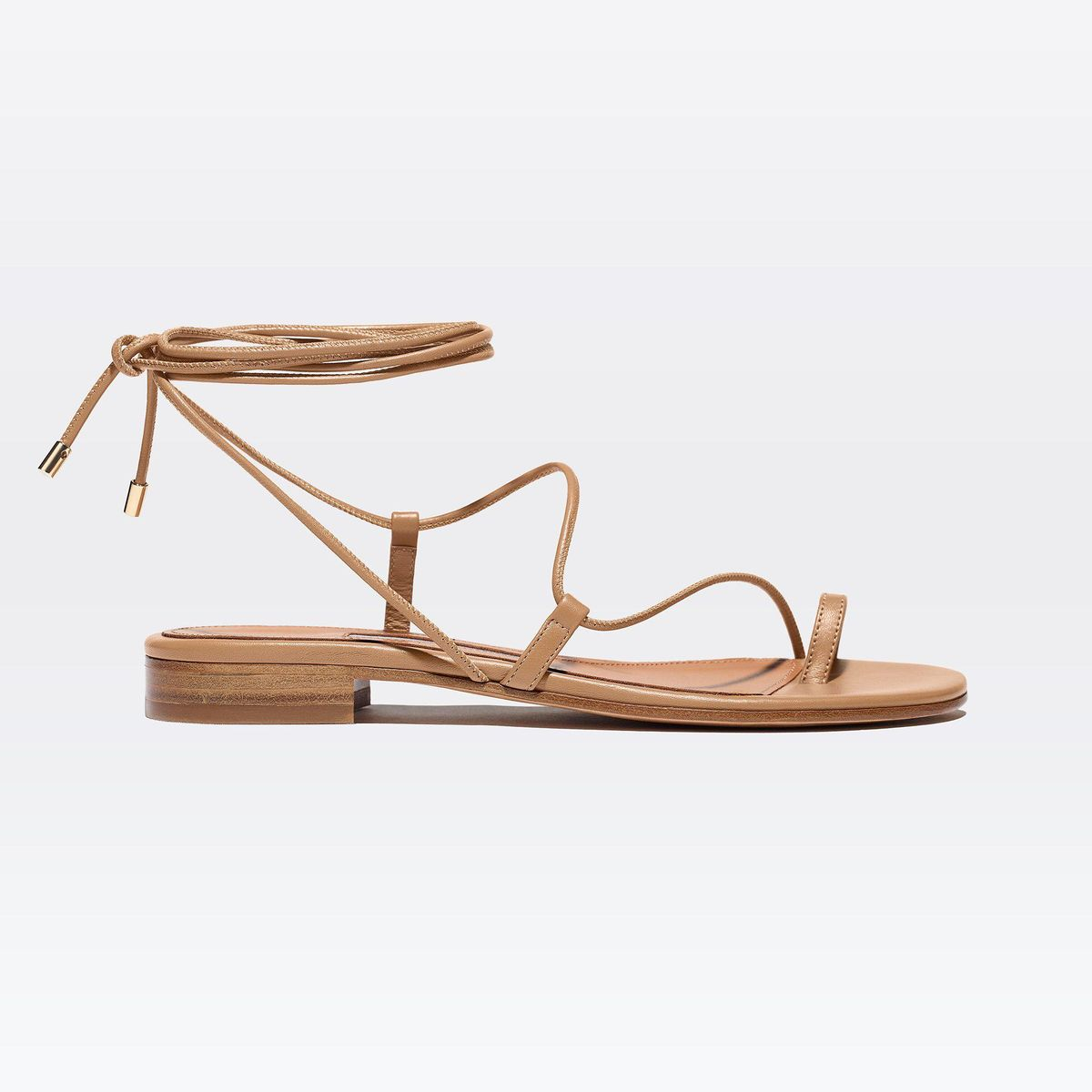 emme parsons susan in tan nappa