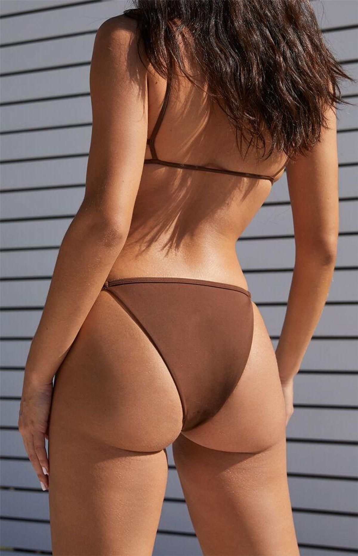 la hearts by pacsun drea ring binded bikini bottom
