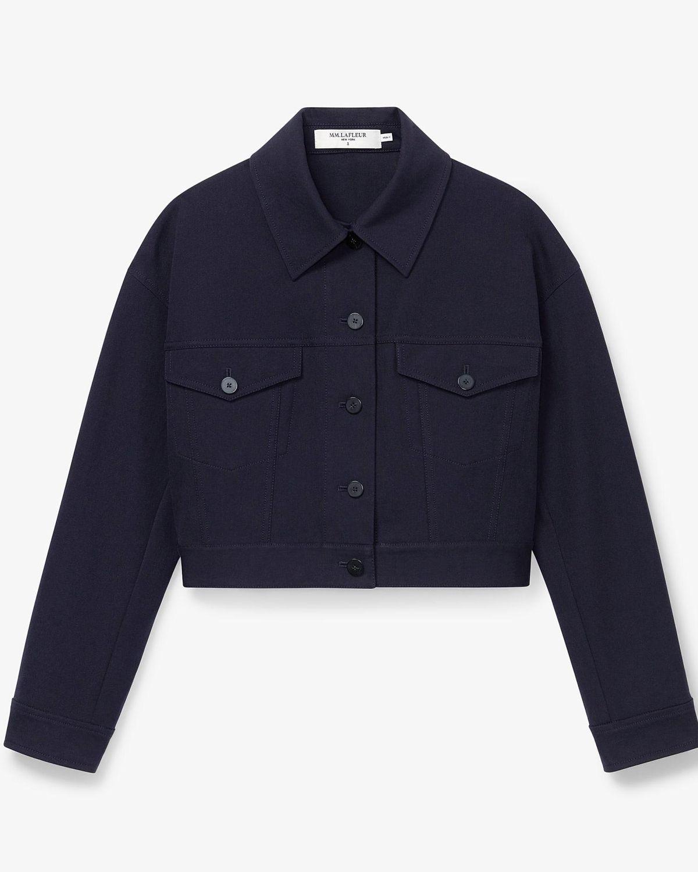 The Anna Jacket—Better Than Denim