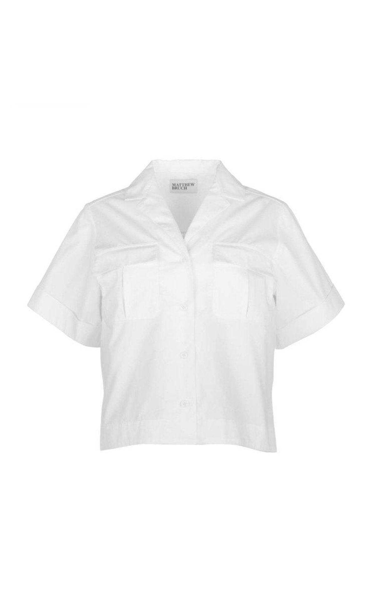 Safari Camp Pima Cotton Shirt