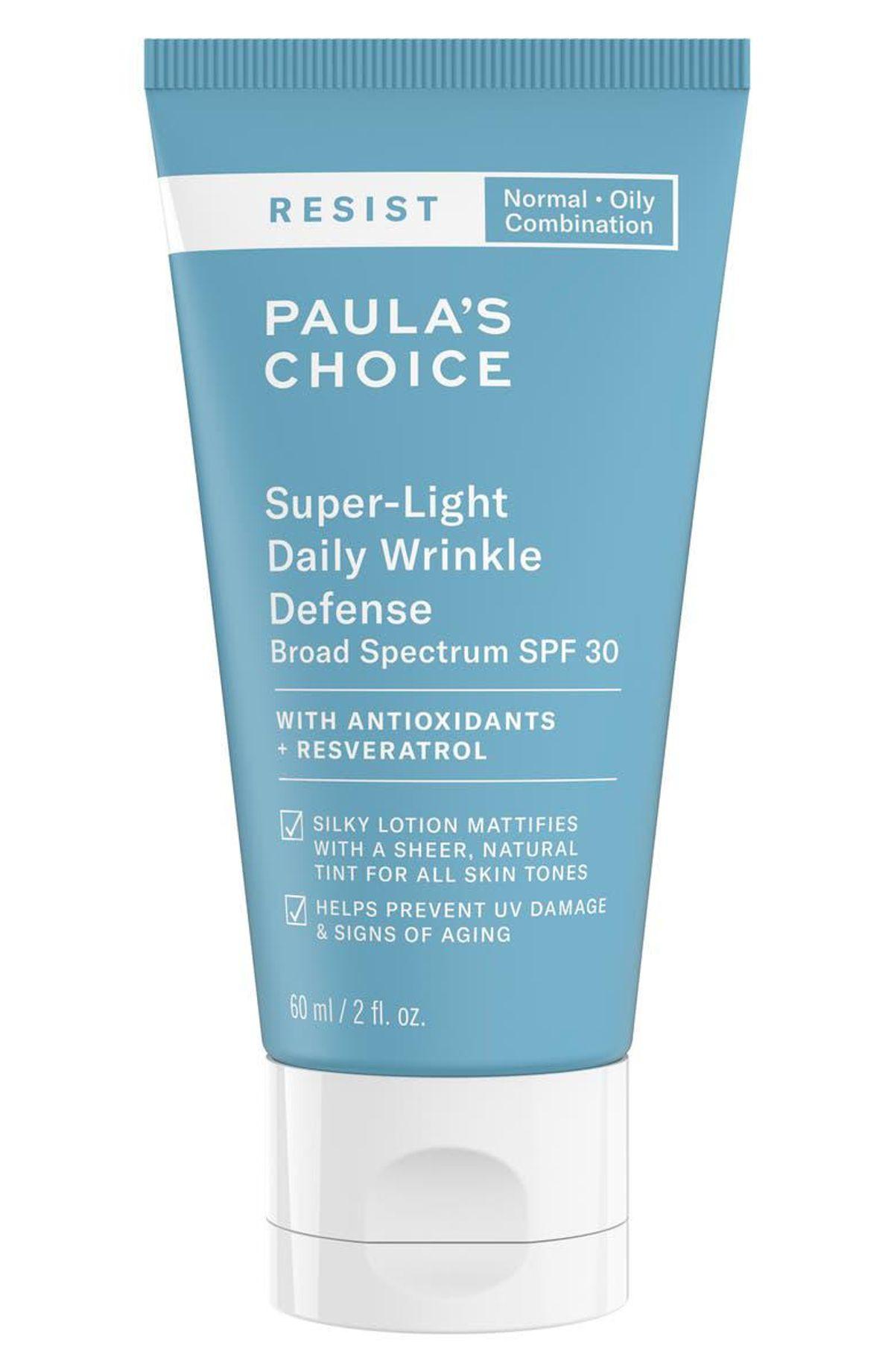 Resist Super-Light Daily Wrinkle Defense SPF 30