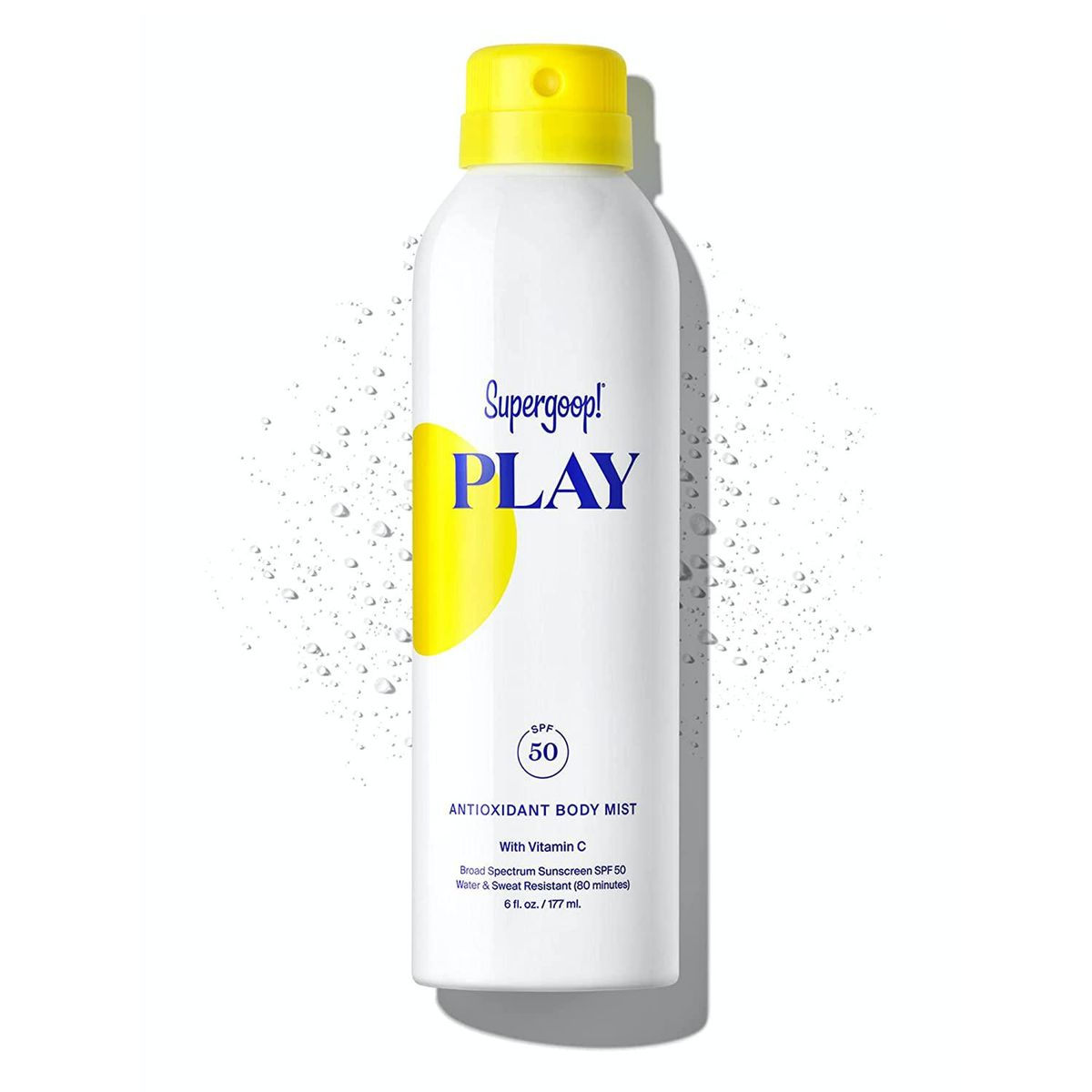Play SPF 50 Antioxidant-Infused Body Mis