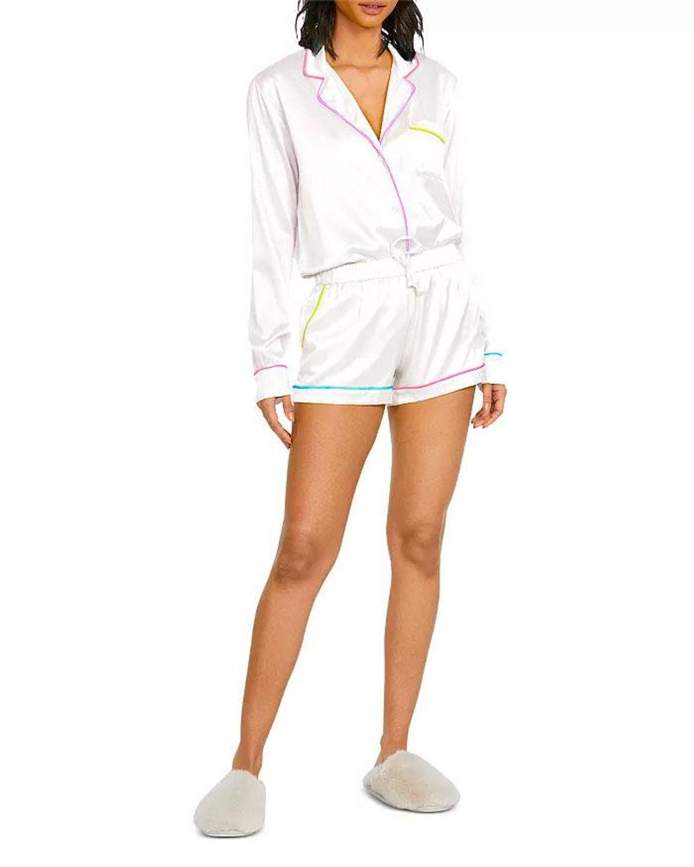 generation love kim pajama shorts set