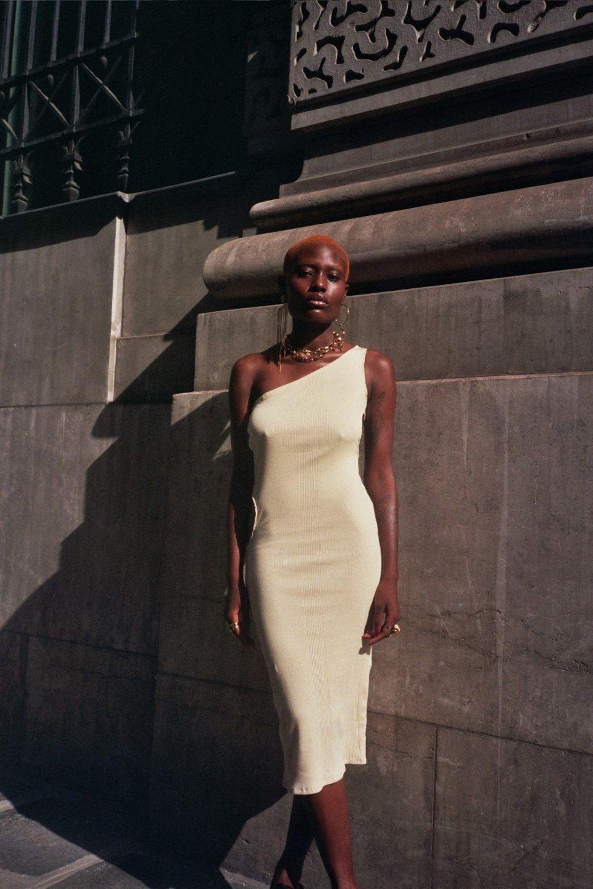 Djamila Jersey Dress