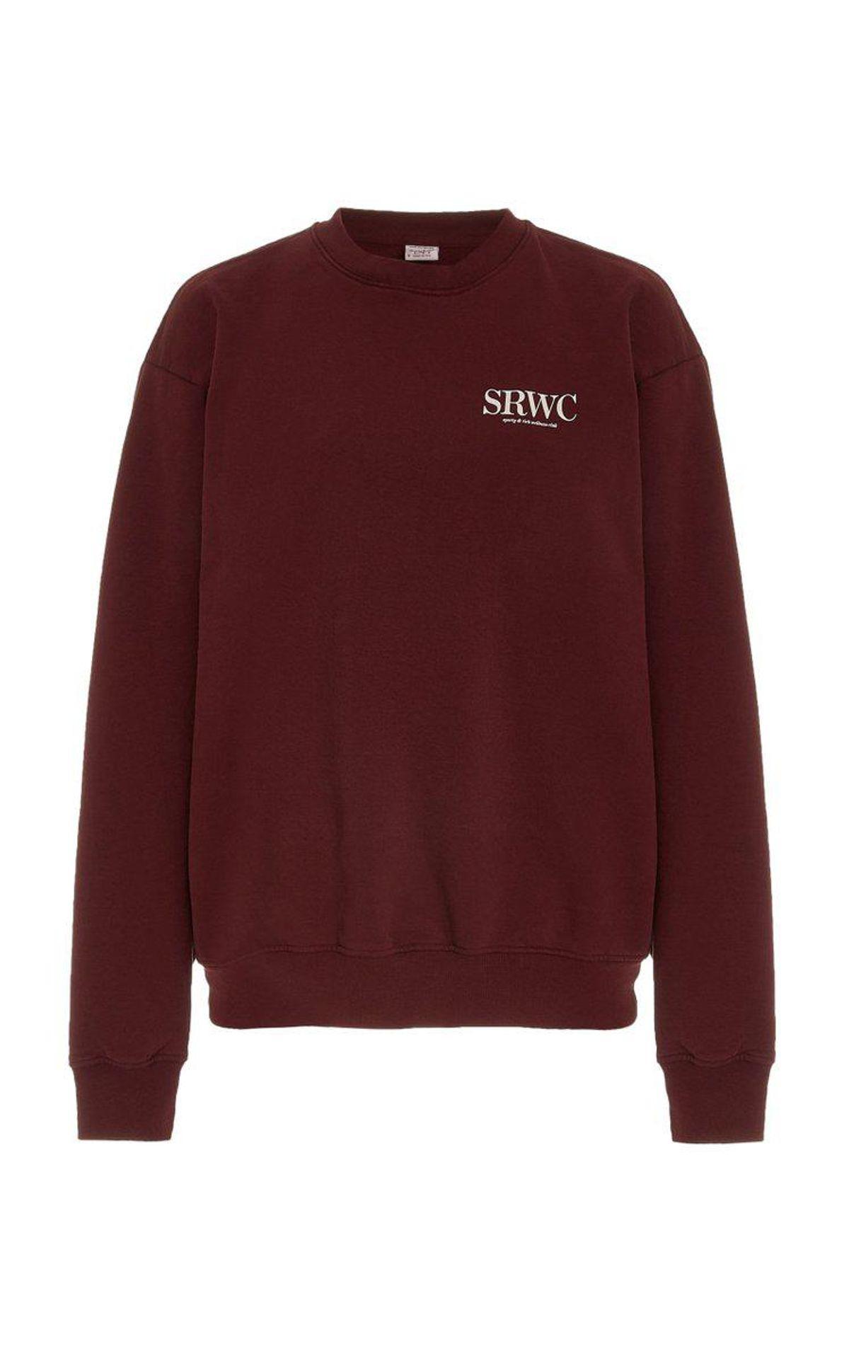 Upper East Side Cotton Sweatshirt