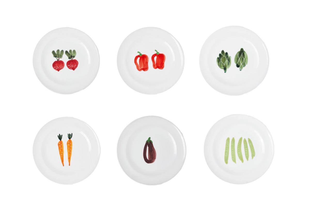 Vegetable Starter Plate