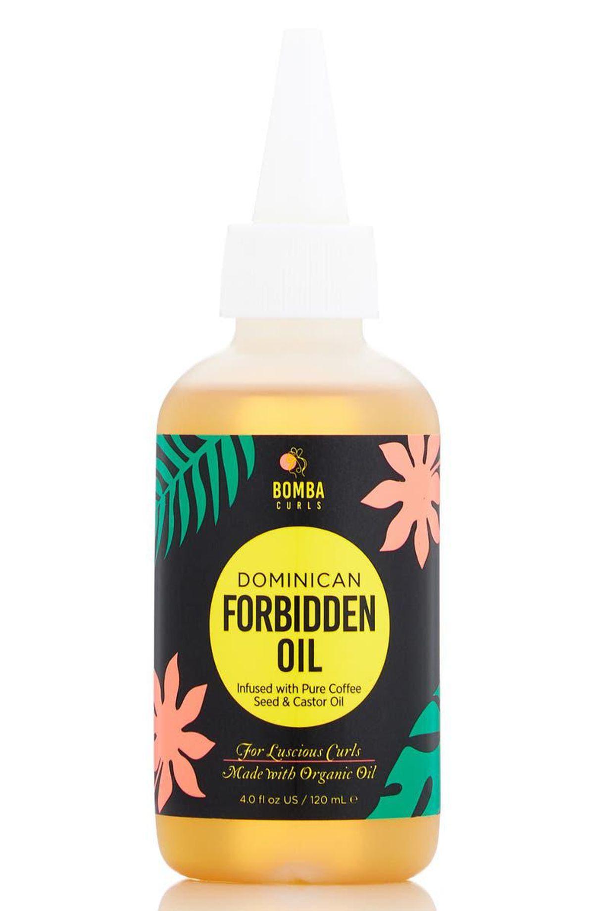 Dominican Forbidden Oil