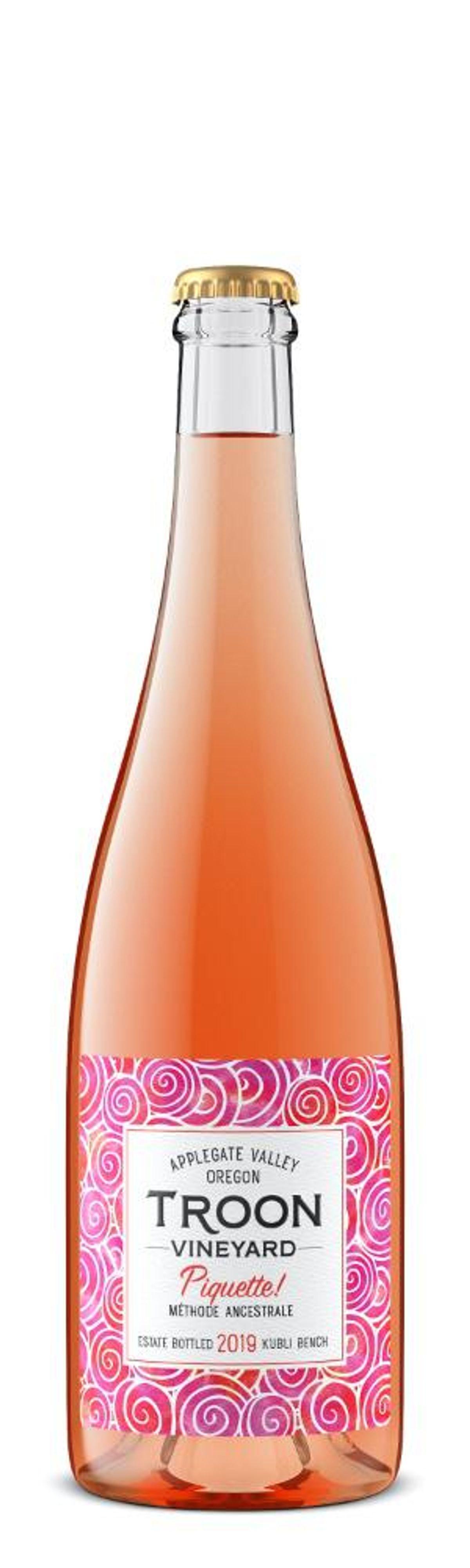 troon vineyards 2020 piquette