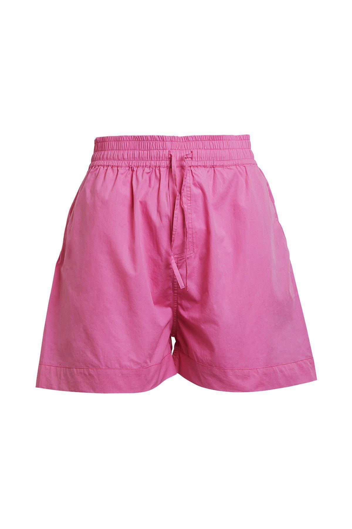 Leoni Poplin Shorts