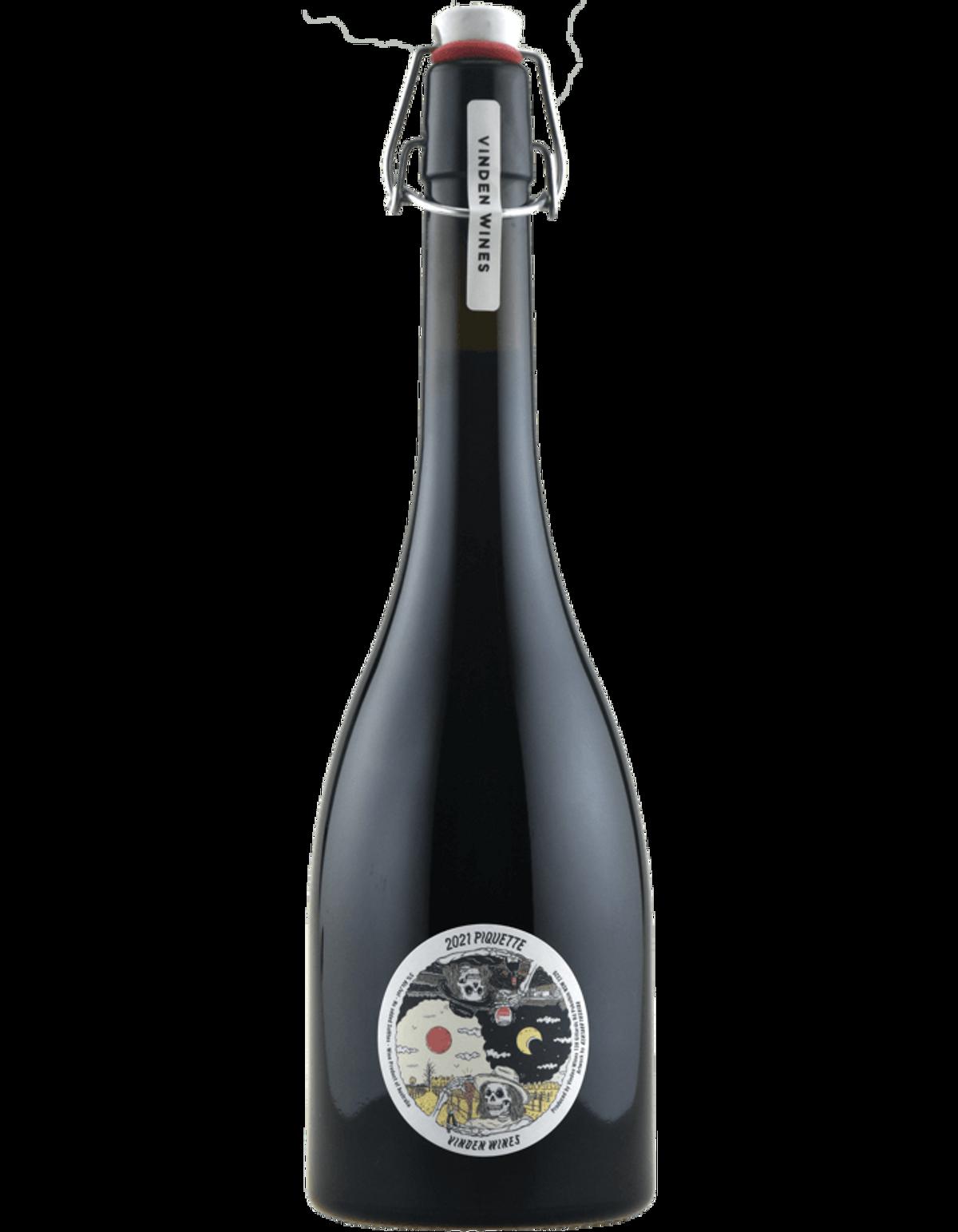 vinden wines 2021 vinden piquette