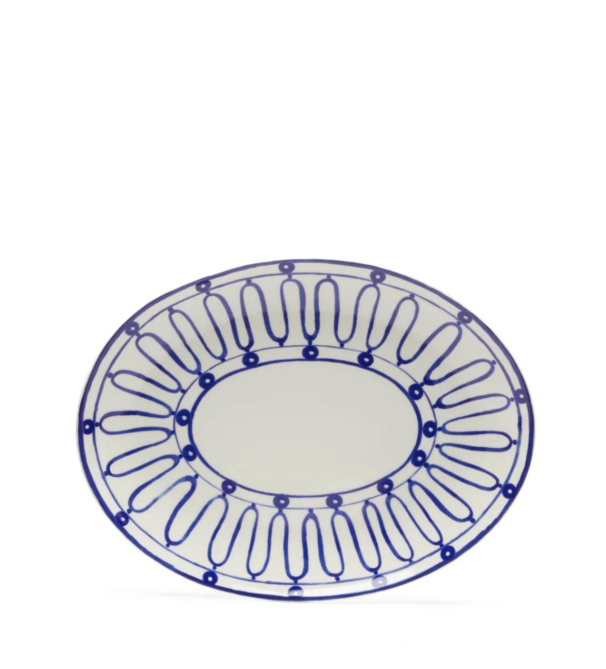 Kyma Porcelain Serving Platter