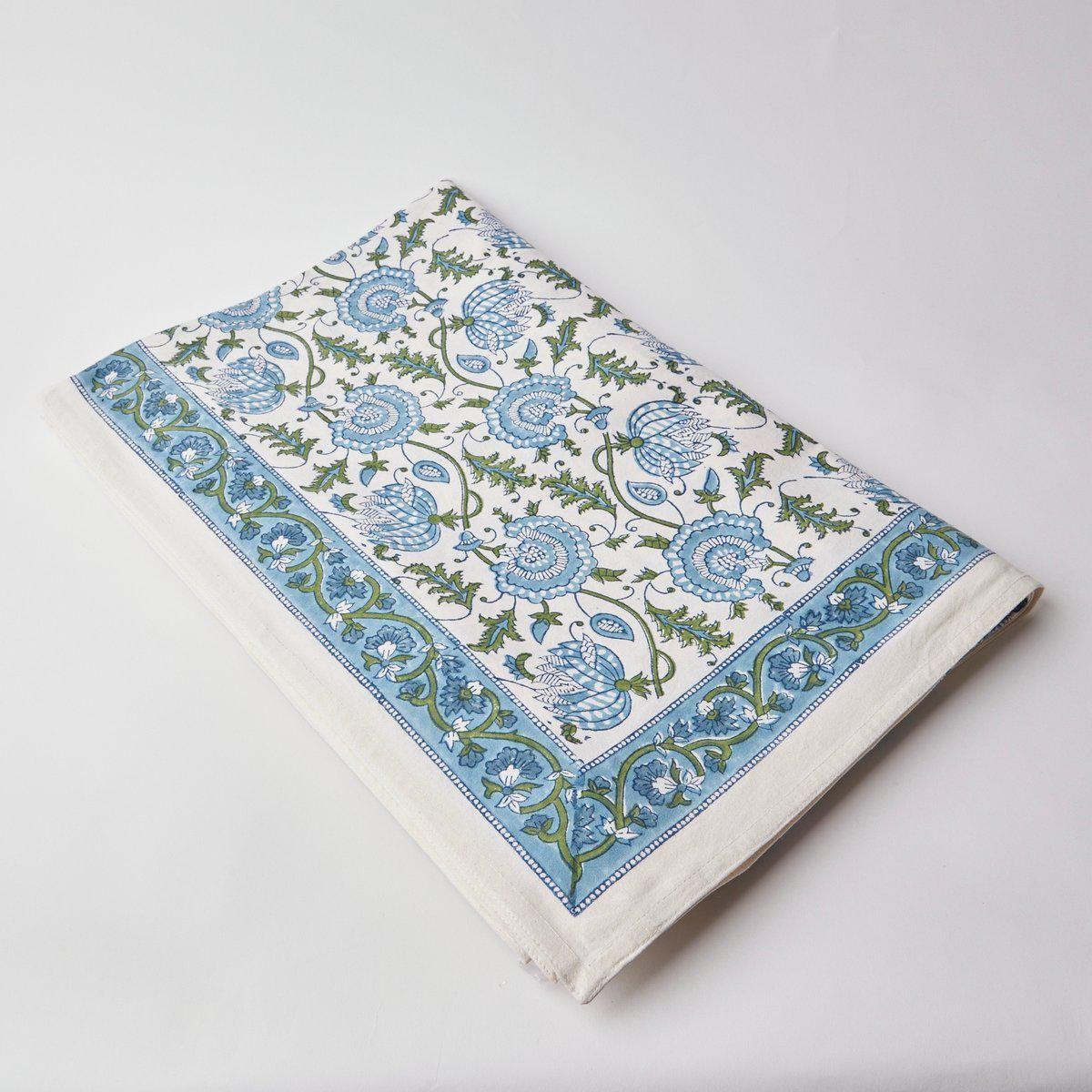 Bluebell Garden Tablecloth