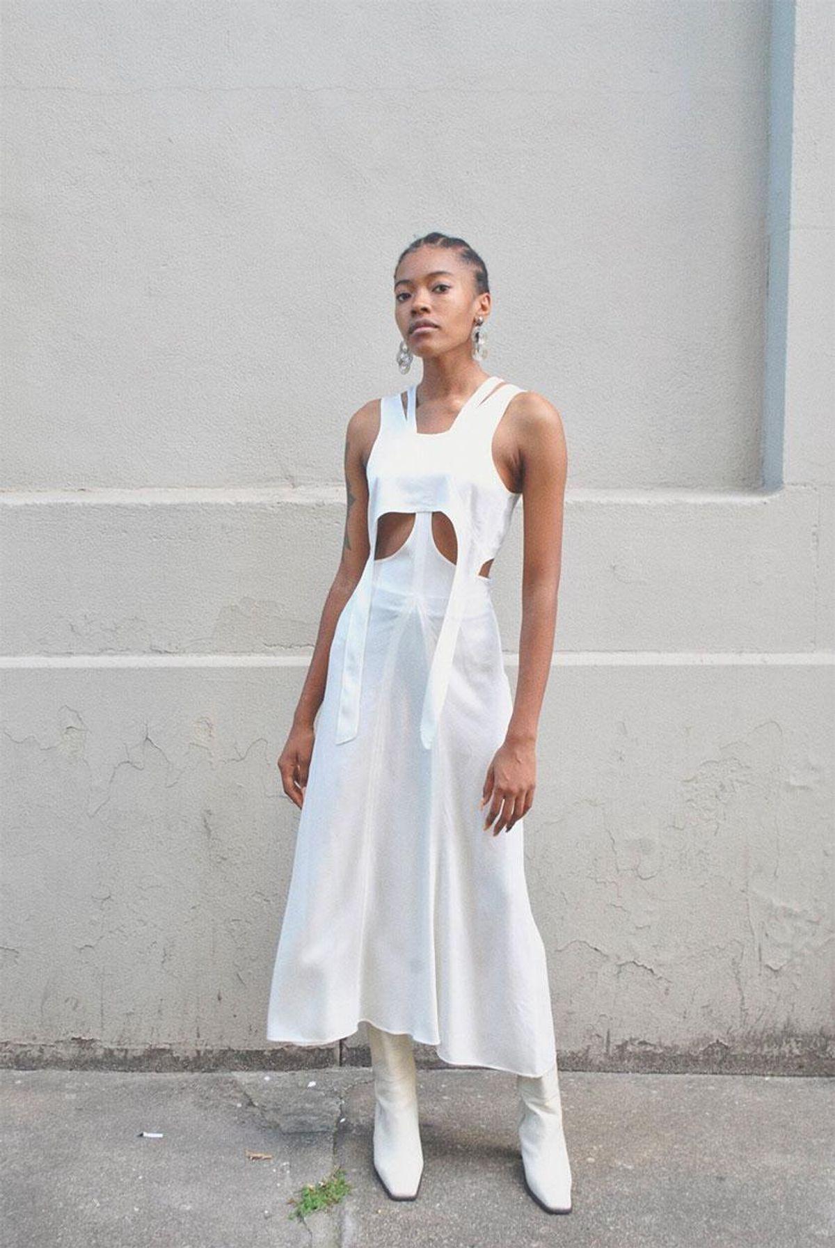 msb jaza exposed dress