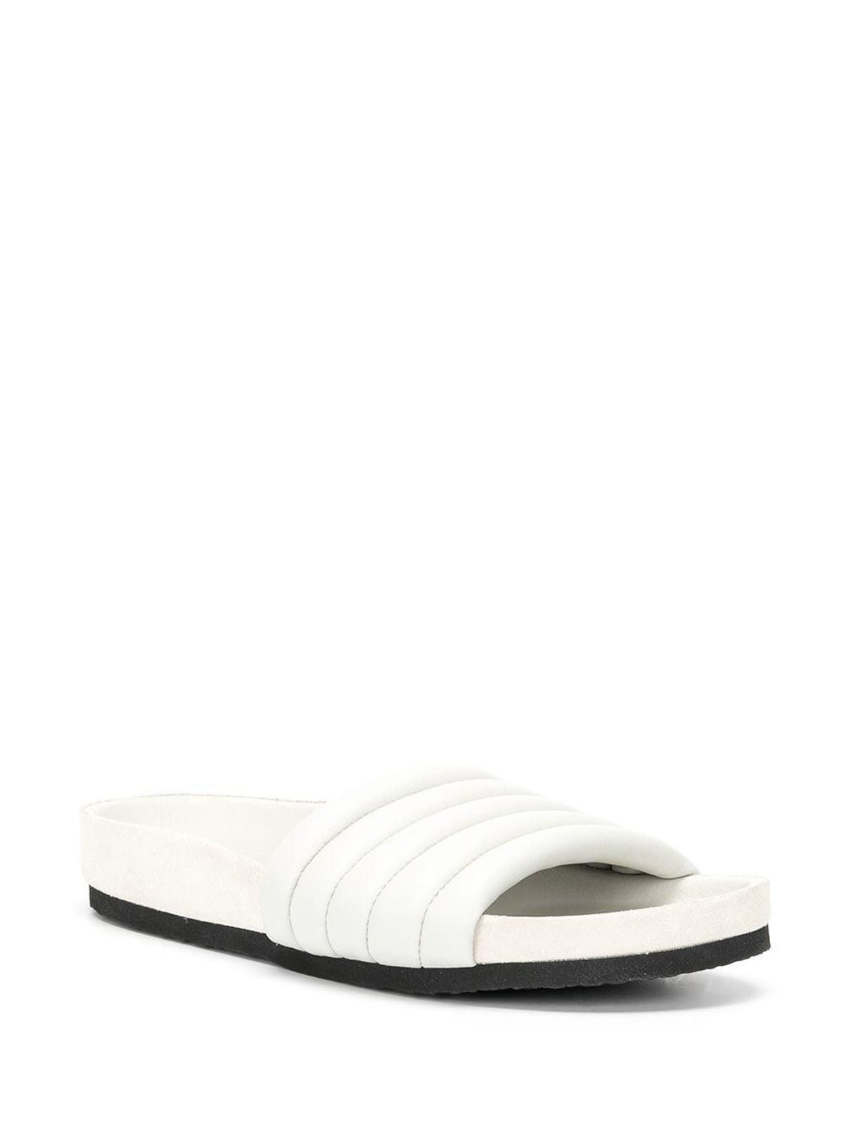 Hellea Quilted Slides