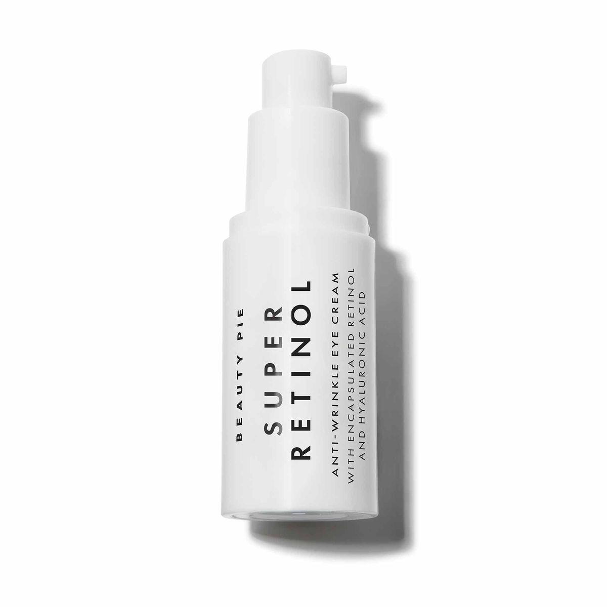 beauty pie super retinol anti wrinkle eye cream