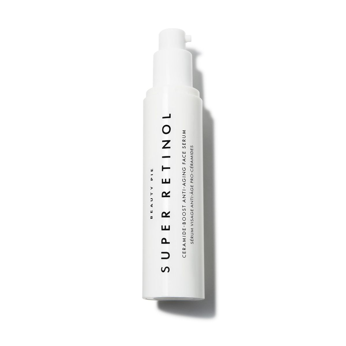 beauty pie super retinol ceramide boost anti aging face serum
