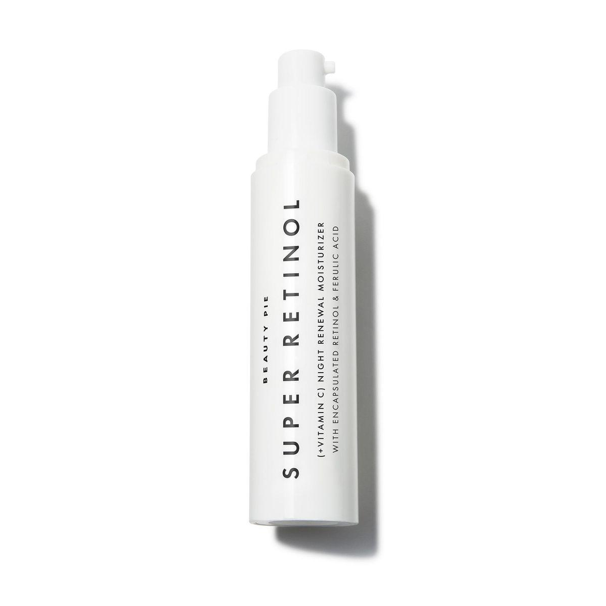 beauty pie super retinol and vitamin c night renewal moisturizer