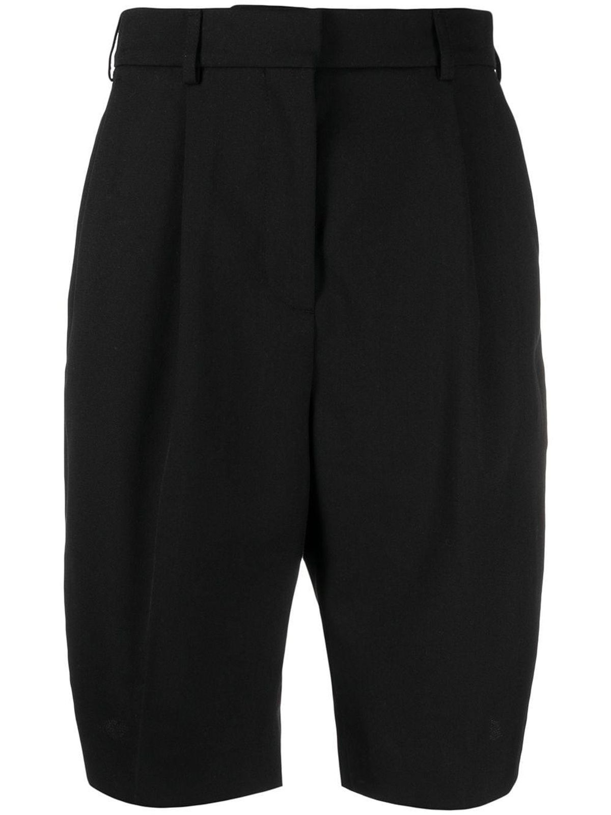 Tailored Knee Length Shorts