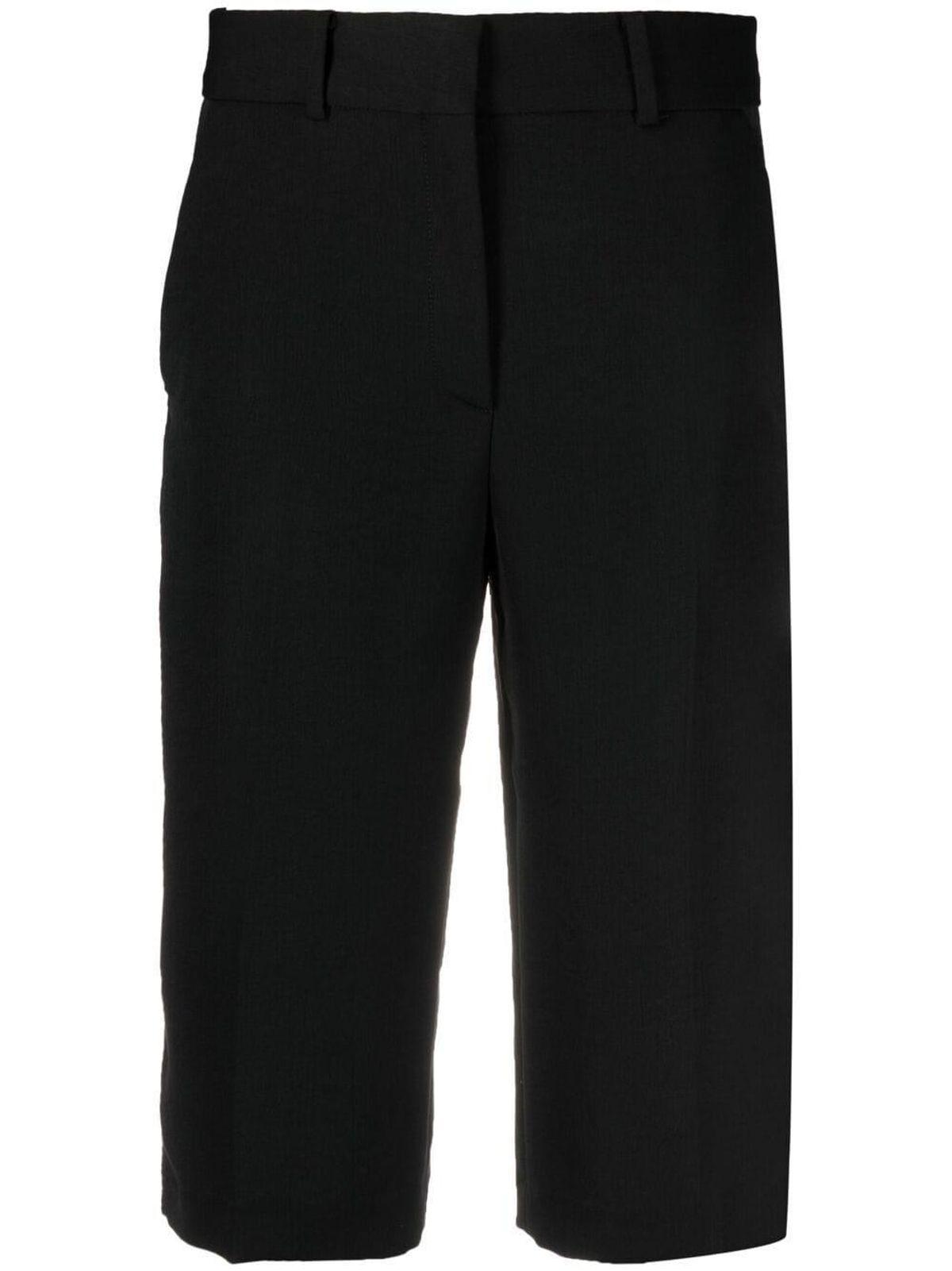 Taha Knee-length Tailored Shorts