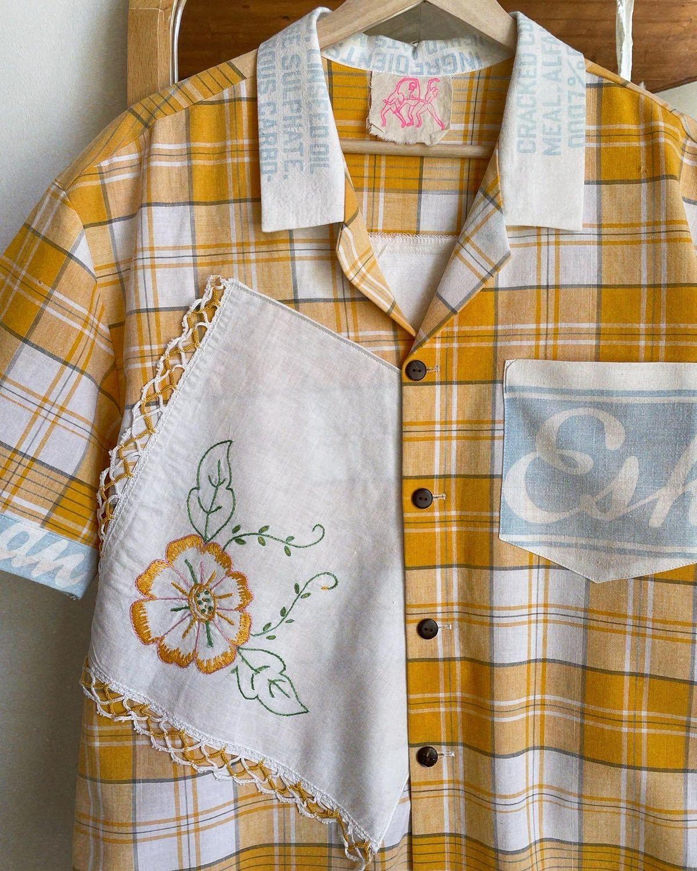 Eshelman's Floral Arrangement Shirt