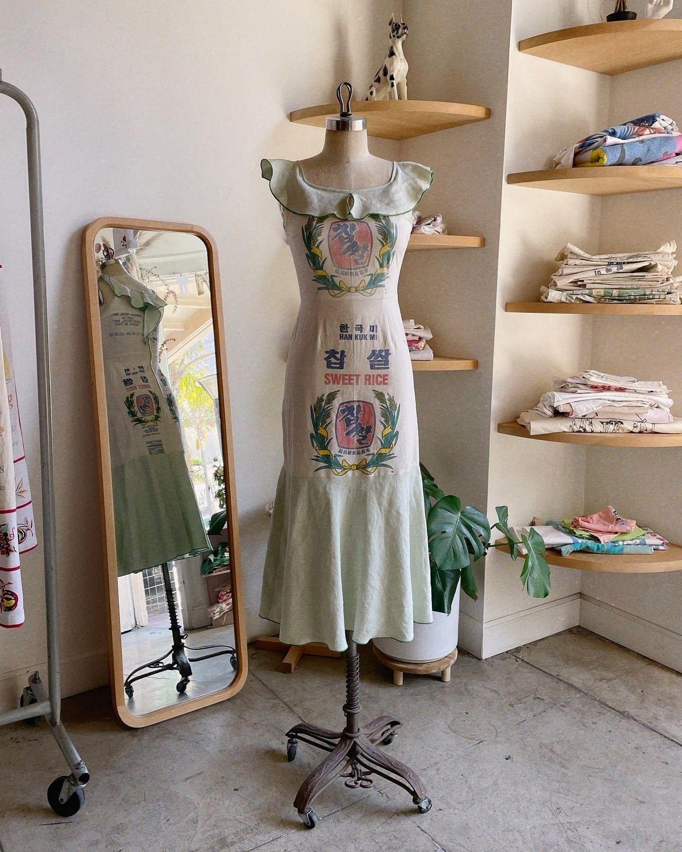 Sweet Rice Runaway Dress