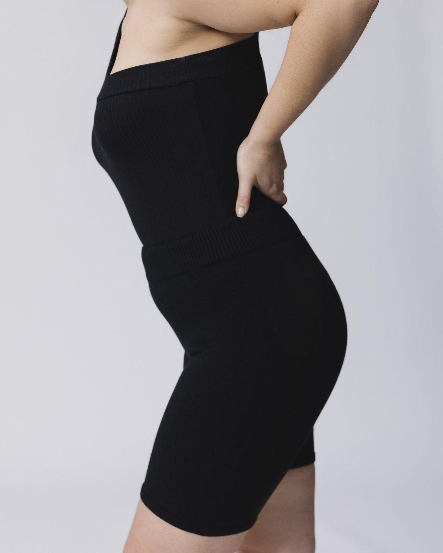 Knit Compression Shorts