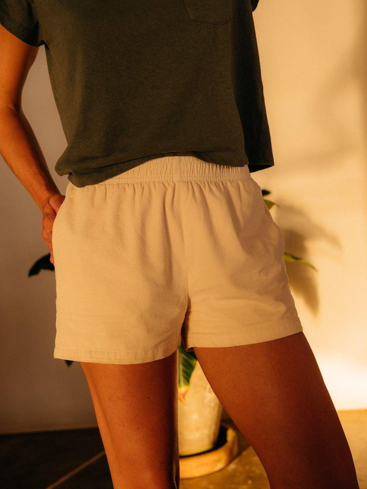 Corduroy Baja Shorts