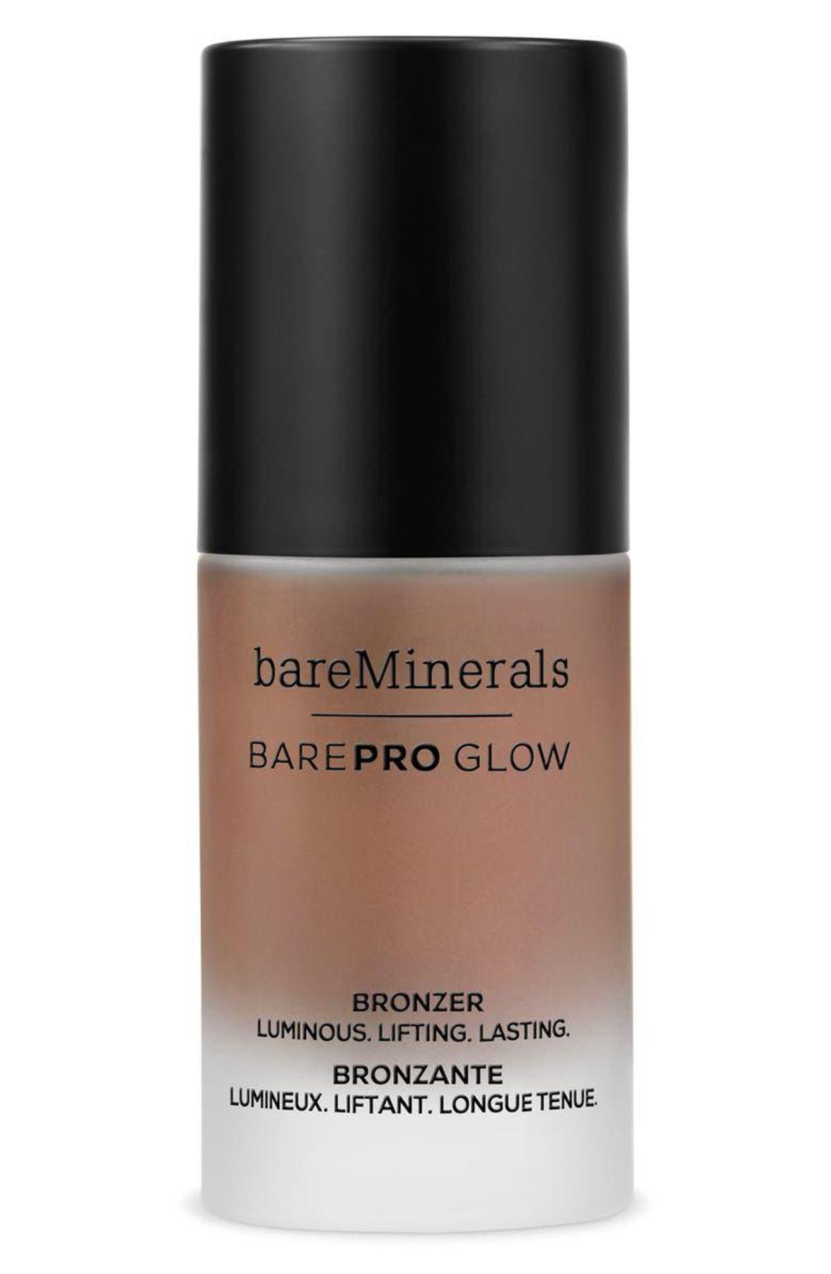 bare minerals barepro glow bronzer