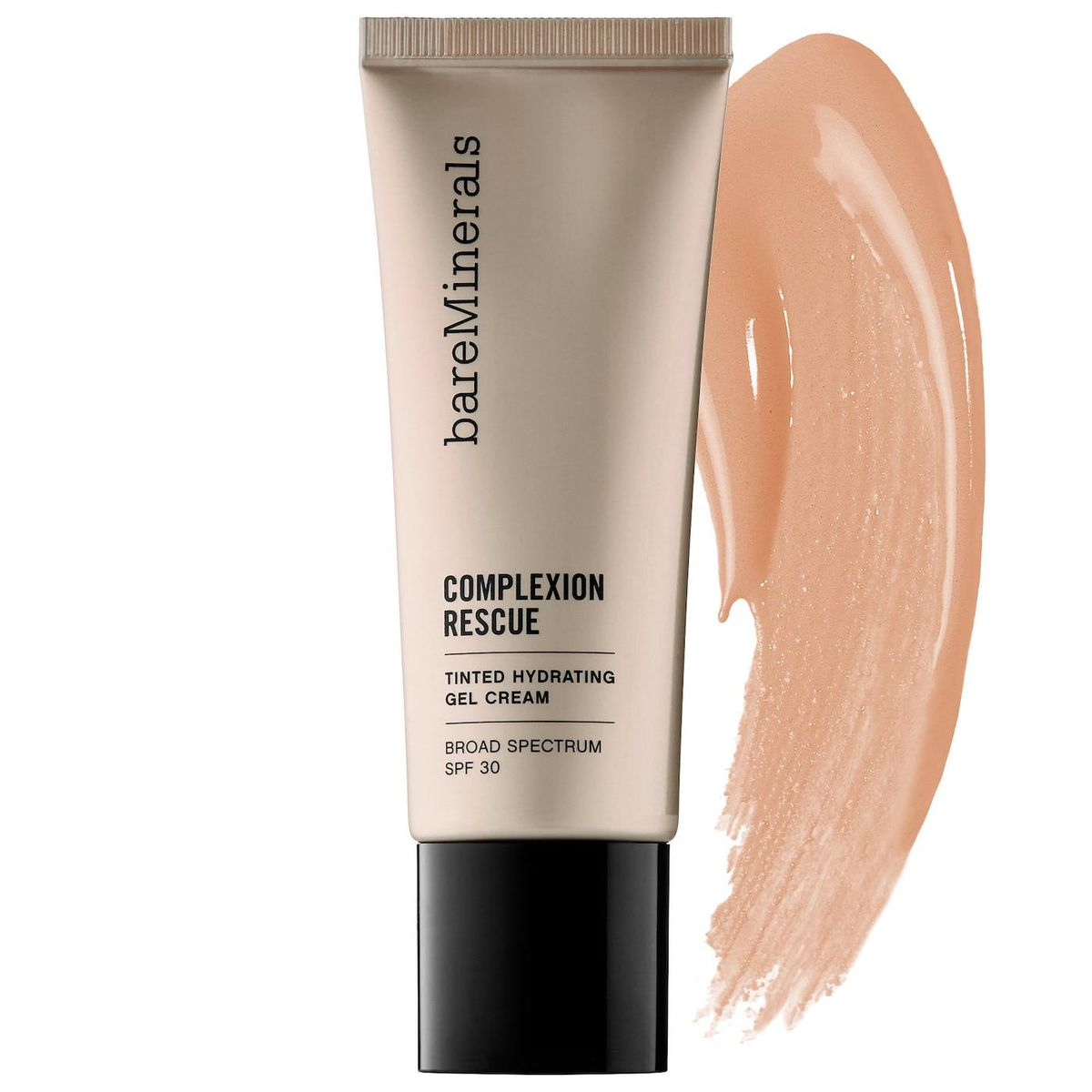 bare minerals complexion rescue tinted moisturizer With hyaluronic acid and mineral Spf 30