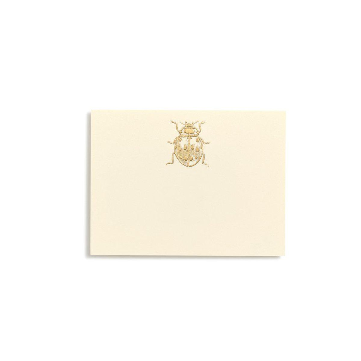 Assorted Gold Bug Placecards
