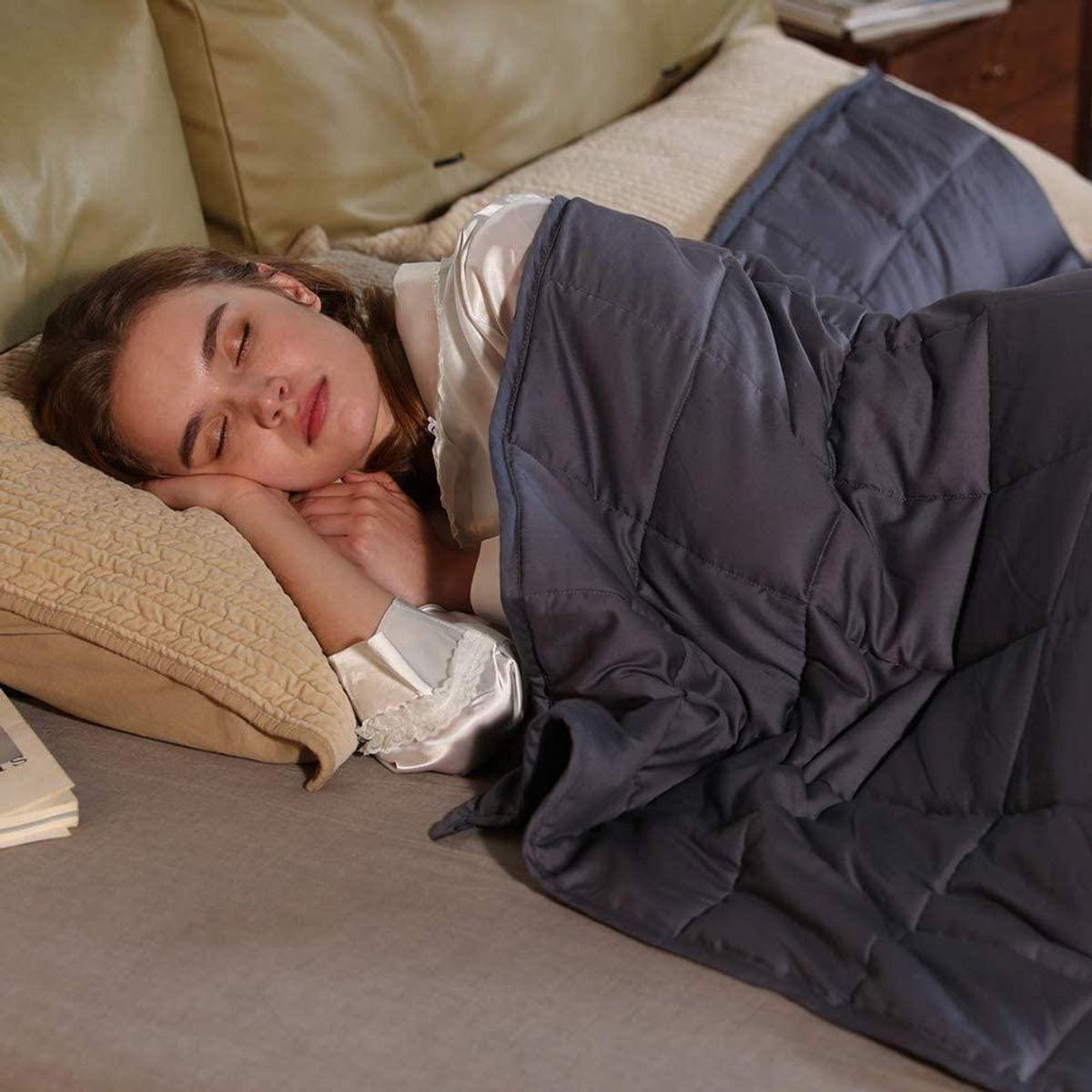 zonli queen weighted blanket