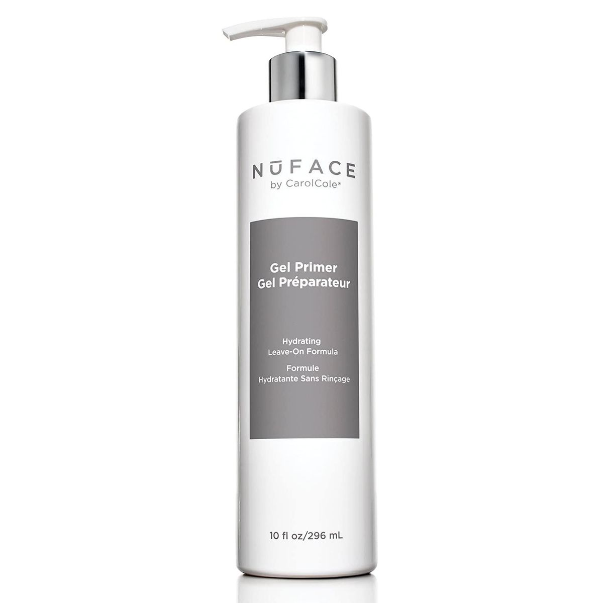 nuface facial hydrating leave on gel primer