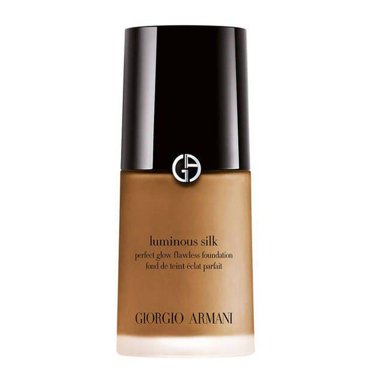 armani beauty luminous silk perfect glow flawless oil free foundation