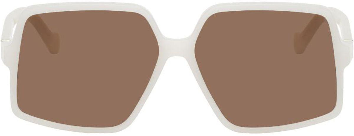 Thin Pentagon Sunglasses