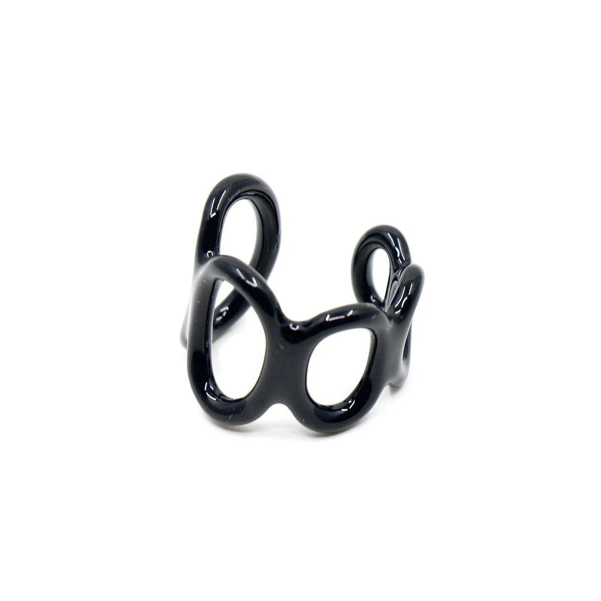 Loop Ring Black
