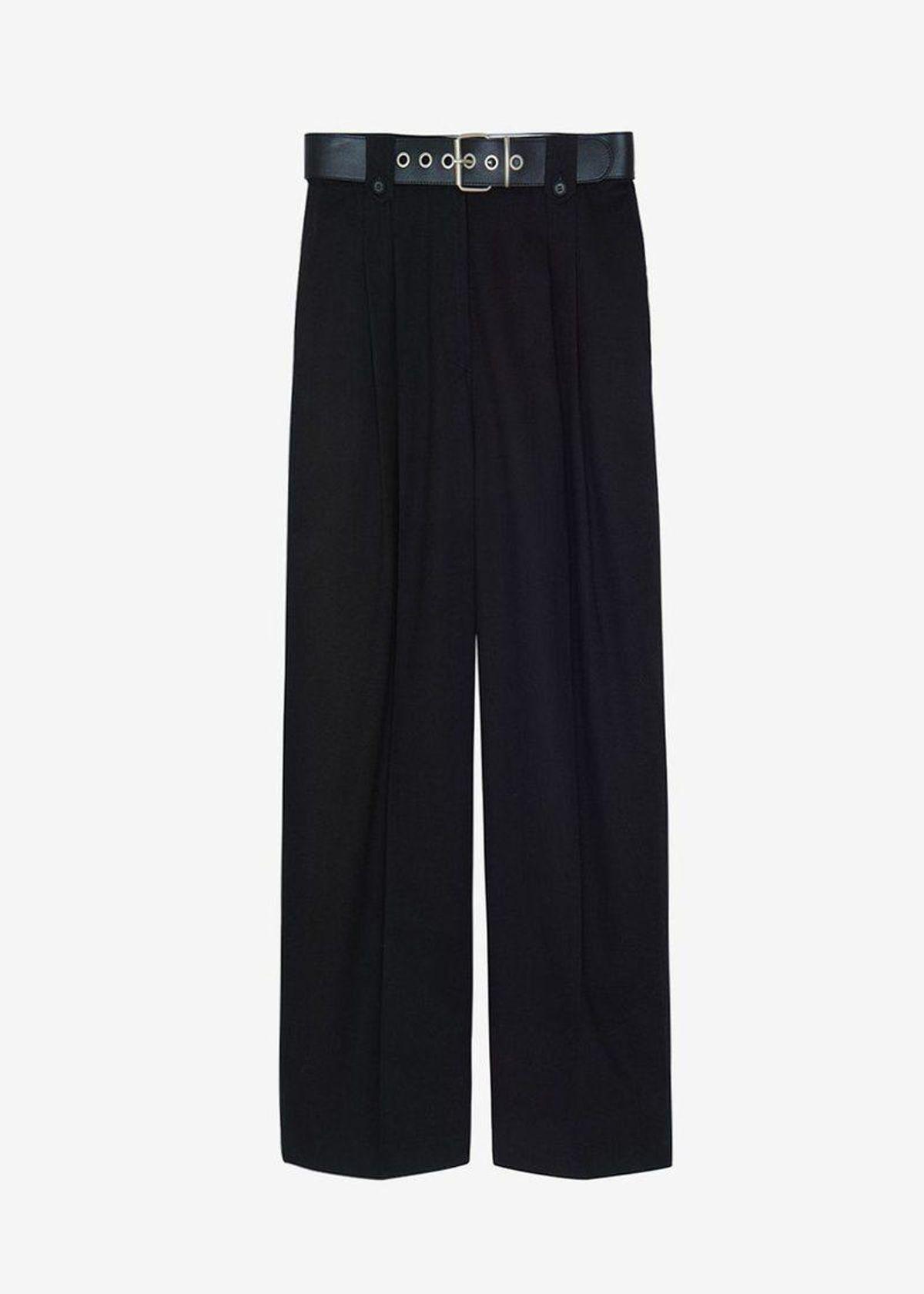 Pilar Belted Pants