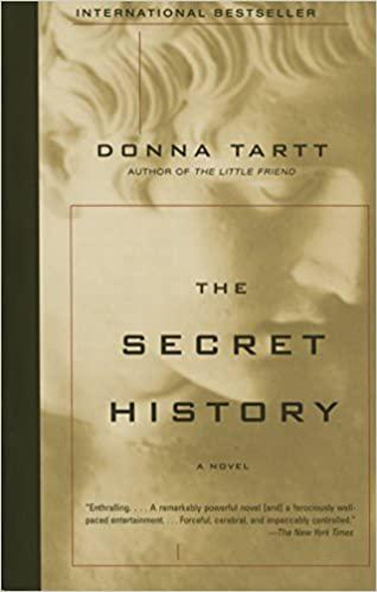 The Secret History by Donna Tart