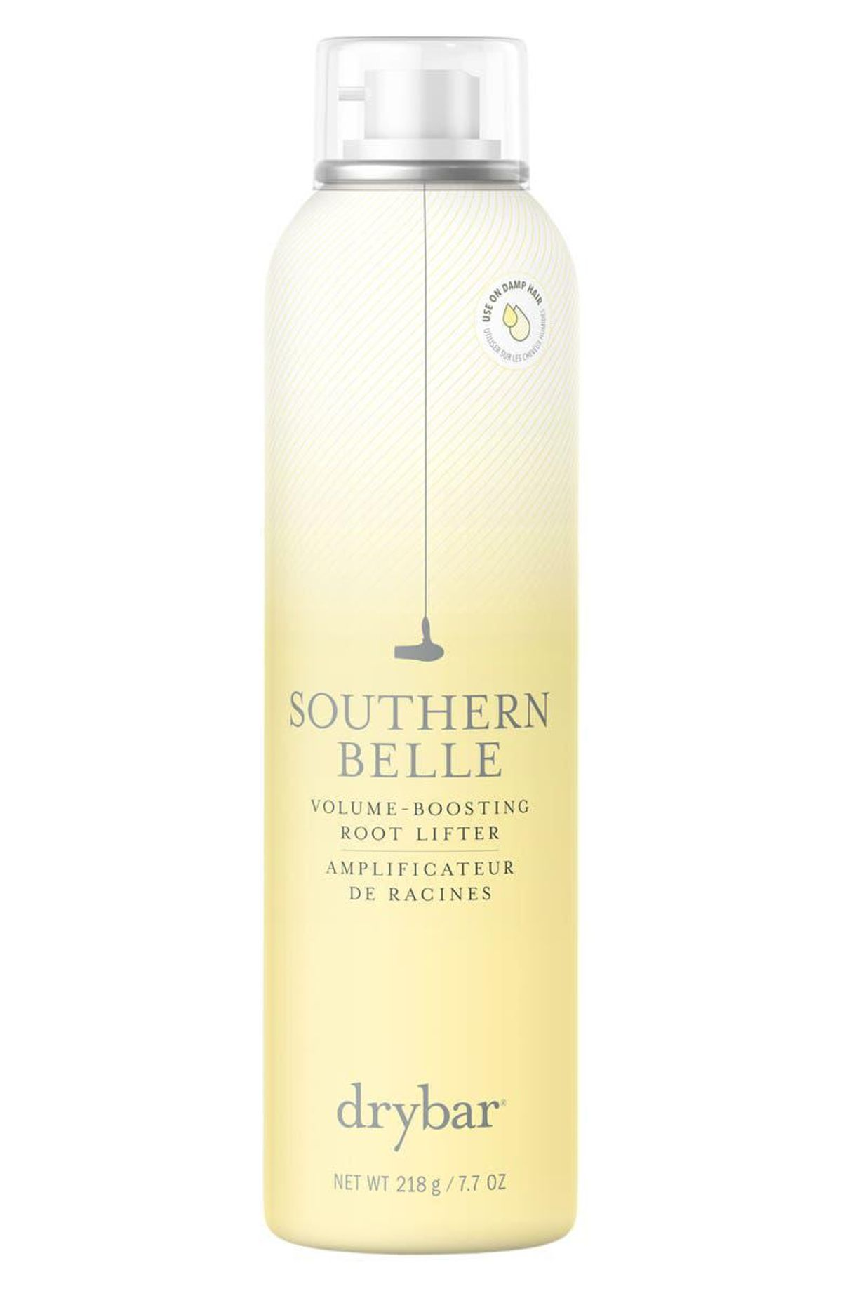 drybar southern belle volume boosting root lifter