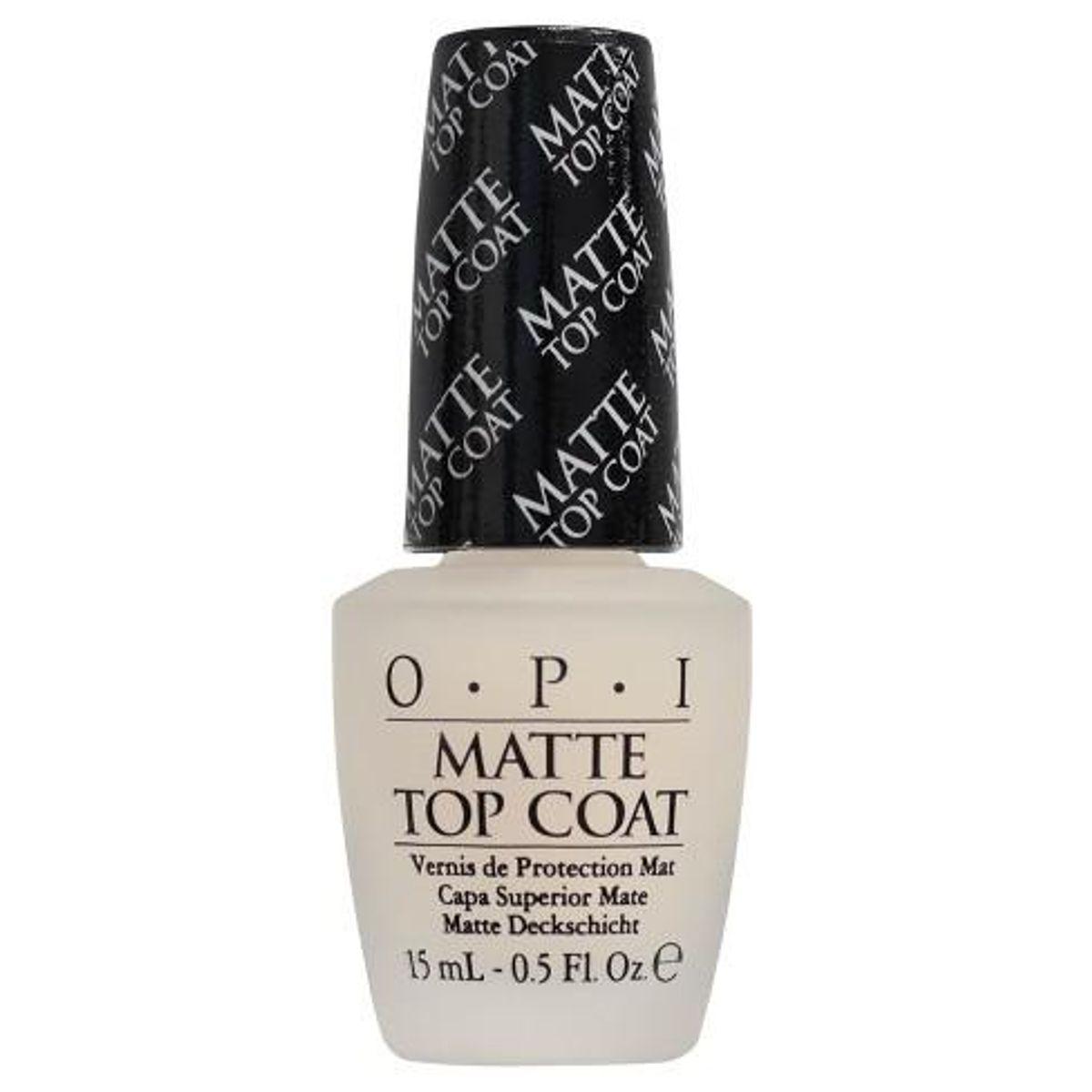 Nail Treatment Matte Top Coat