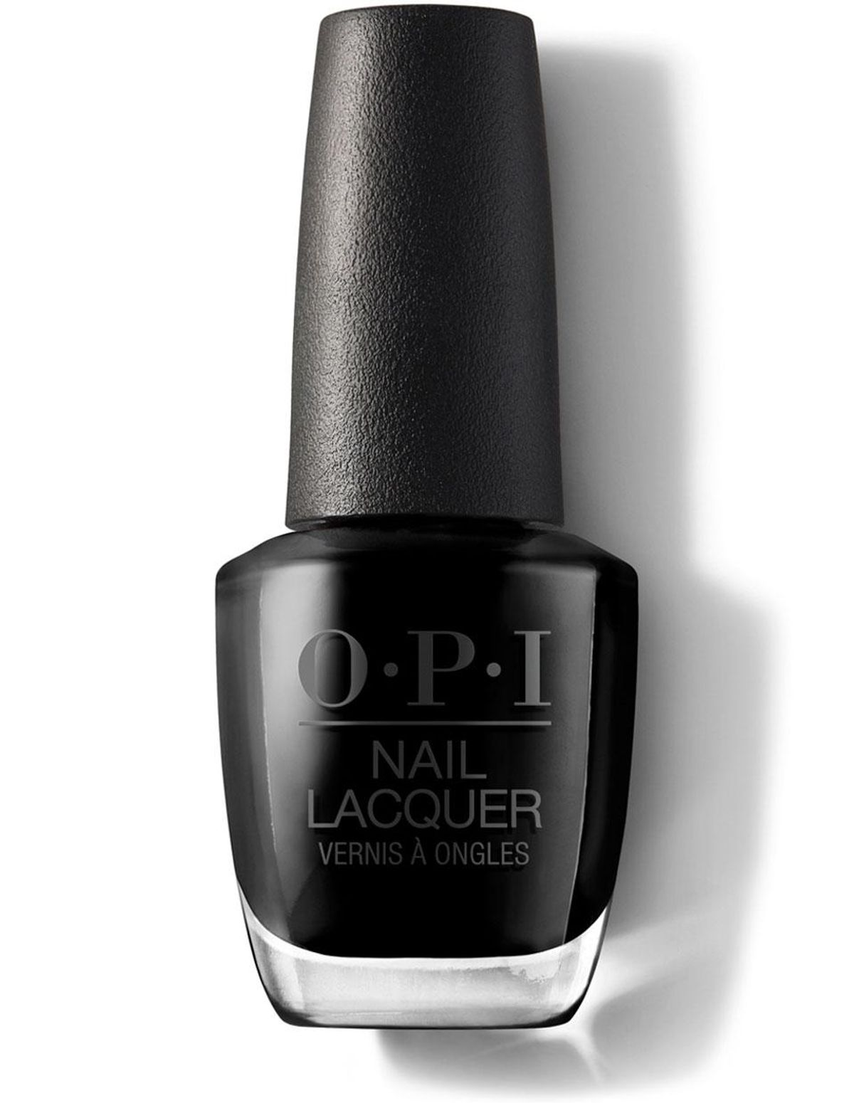 Nail Lacquer Nail Polish in Black Onyx